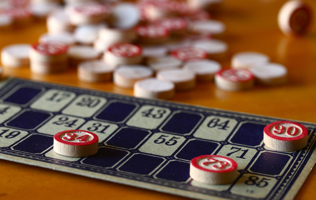 Casinoper Tombala