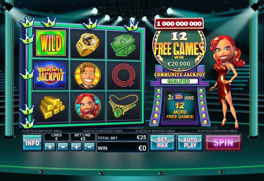 Casinoper İkramiye Kazan